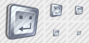 Keyboard Friendly Icon