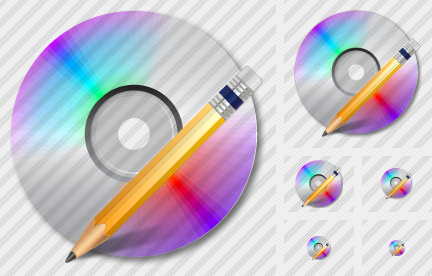 CD Edit Icon