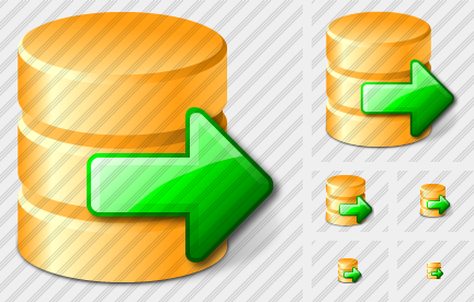 Database Export Icon