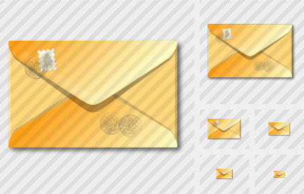 Email Closed Icon