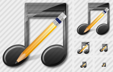 Music Edit Icon