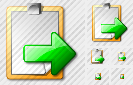 Task Export Icon