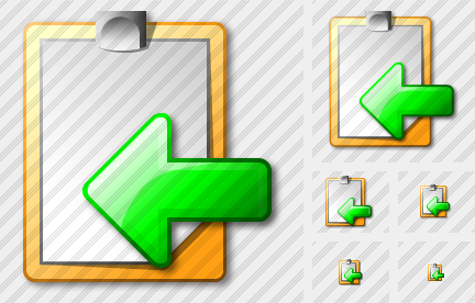 Task Import Icon