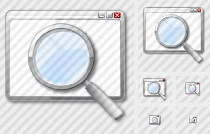 Windows Search Icon