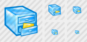 File Manager Icon