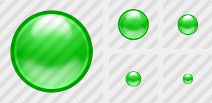 Icone Green Ball