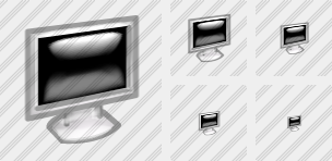 Monitor Off Icon