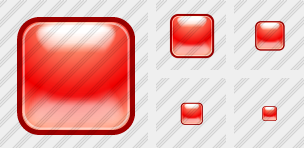 Red Rect Icon
