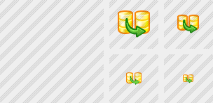 Database Migration Icon