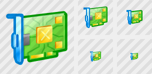 Pc Card Icon