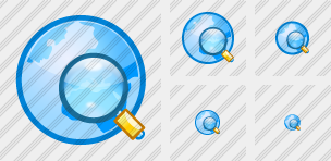 Web Search 2 Icon
