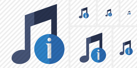Music Information Icon