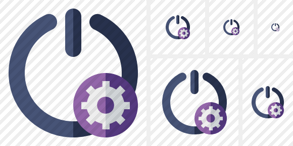 Off Settings Icon