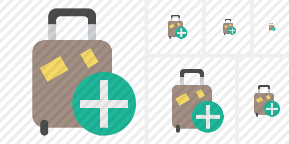 Baggage Add Icon