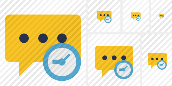 Icone Comment Clock