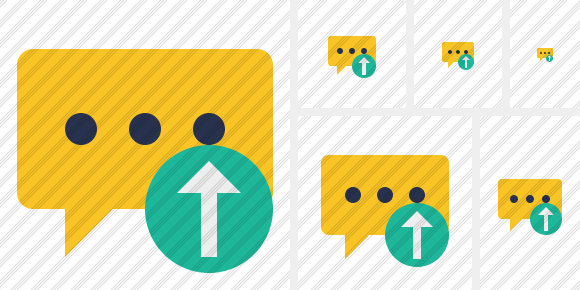 Icone Comment Upload