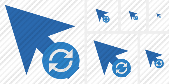 Cursor Refresh Icon