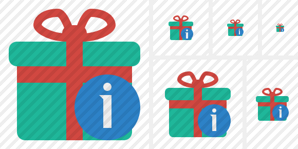 Gift Information Icon