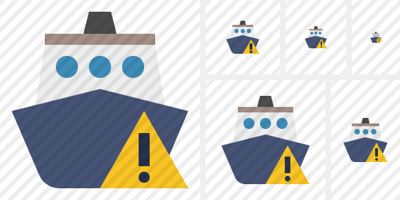 Ship 2 Warning Icon