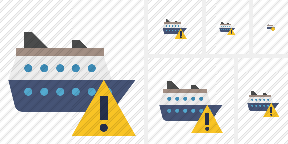 Ship Warning Icon