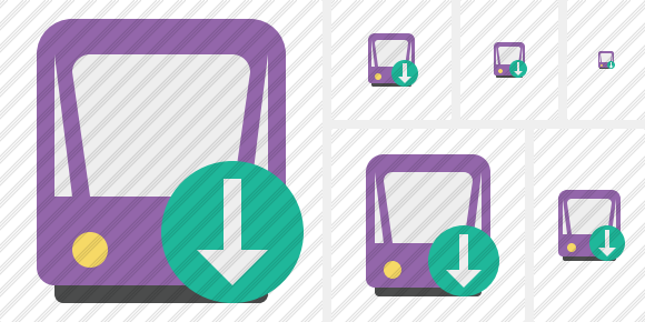 Tram 2 Download Icon