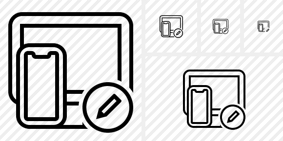 Devices Edit Icon