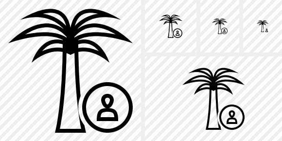 Palmtree User Icon