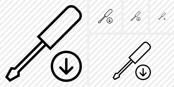 Screwdriver Download Icon