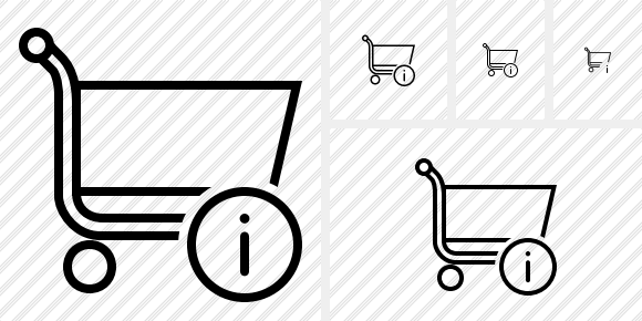 Shopping Information Icon