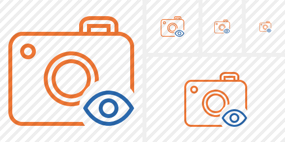 Photocamera View Icon