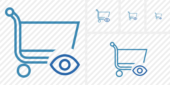 Shopping View Icon