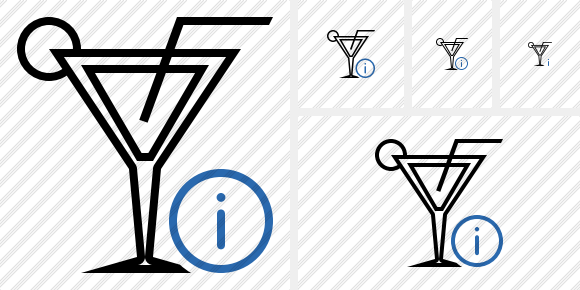 Cocktail Information Icon