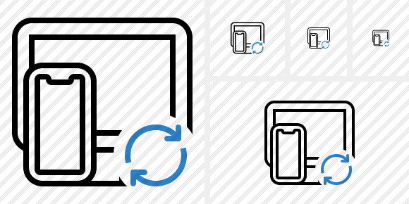 Devices Refresh Icon