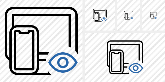 Devices View Icon