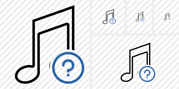 Music Help Icon