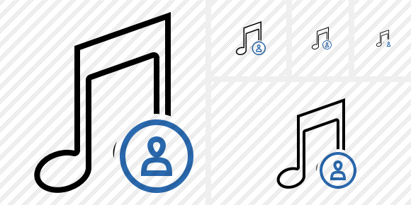 Music User Icon