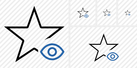 Star View Icon