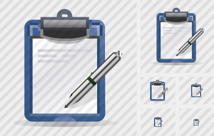 Prescription Pad Icon