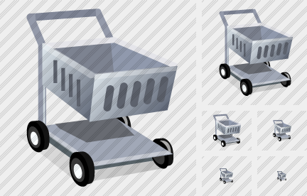 Shopping Cart 2 Icon