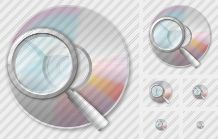 CD Search Icon
