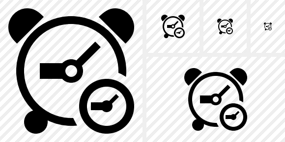 Alarm Clock Clock Icon