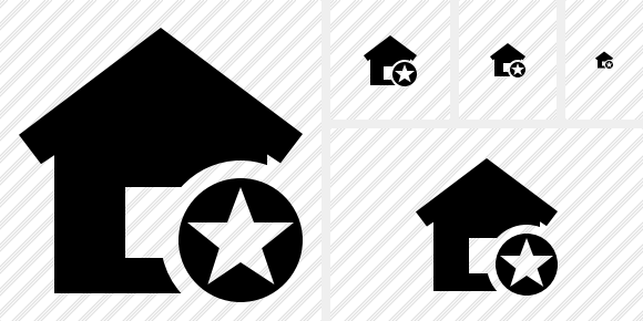 Home Star Icon