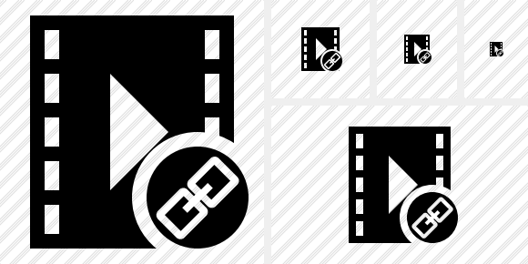 Movie Link Icon