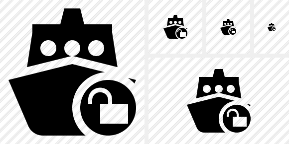 Ship 2 Unlock Icon