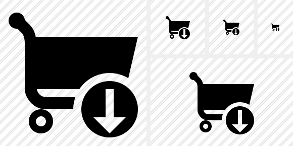 Shopping Download Icon