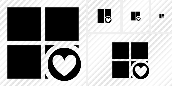 Windows Favorites Icon