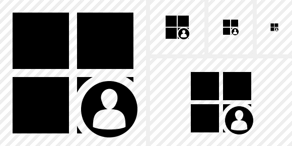 Windows User Icon
