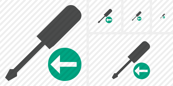 Screwdriver Previous Icon