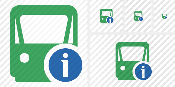 Train 2 Information Icon