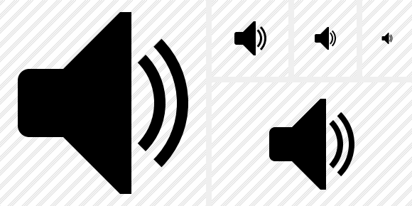 Audio Active Icon